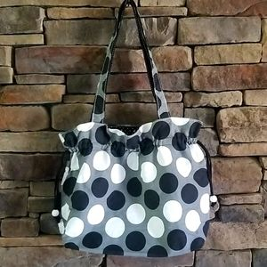 Thirty-One Tote with Drawstrings